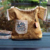 民族风个性小包甜美学生挎包衣服款式单肩斜跨女包布艺工艺包包 价格:49.00