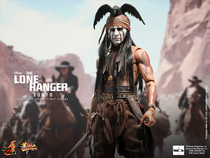 【GD漫玩社】HOTTOYS HT 独行侠 The Lone Ranger约翰尼德普 预定 价格:300.00