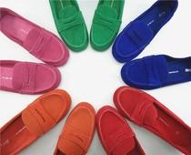 GAP女鞋代购豆豆鞋女真皮单鞋 磨砂驾车平底鞋英伦孕妇妈妈鞋女单 价格:92.00