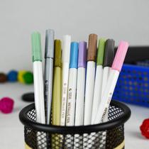正品sta斯塔金属油漆笔金银记号高光笔韩国diy相册装饰专用笔10色 价格:2.40