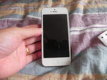 二手Apple/苹果 iPhone 5 大陆版 白色 ios6.14  包邮 价格:3250.00