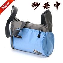 【天天特价】大容量斜跨韩版休闲女包 旅游包 超轻尼龙布包潮包 价格:45.00