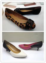 专柜代购Le saunda/莱尔斯丹 2013秋季单鞋4T00118 4T44424 价格:322.00