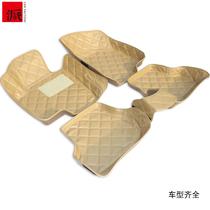 汽车脚垫 宝马3系脚垫 5系 7系 X1 X3 专用 皮革 大包围 地垫特价 价格:90.00