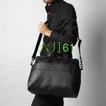 2013春夏 GIVEN纪梵希 男士包手提单斜挎三用男包头层牛皮 价格:610.00