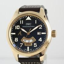 二手万国限量500只飞行员 IW326103 手表回收 价格:69800.00