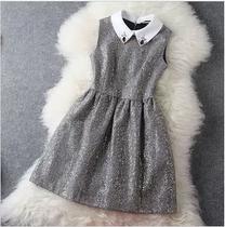 香港秋冬新款明星气质走秀连衣裙2013 价格:368.00