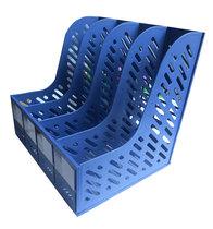 文件架 文件件夹创意 办公文件架 远生四格架 资料框 文件夹韩国 价格:14.80