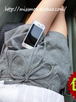 包邮484~2013秋冬新款 极力推荐 彩色点点 百搭呢子小短裤 价格:25.50