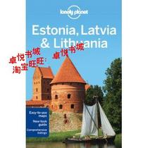 Lonely Planet Estonia Latvia & Lithuania/Brandon /正版书籍 价格:171.80