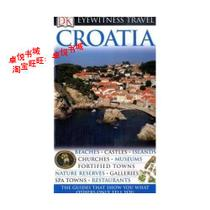 Croatia/DK Eyewitness Travel Guide/Leandro Zoppe/正版书籍 价格:94.99