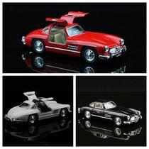 满就包邮打折仿真老爷车模奔驰1954 300SL 回力合金车模型/玩具车 价格:19.90