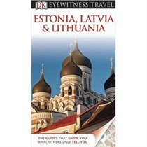正版包邮1/DK Eyewitness Travel Guide : Estonia Latvia a全新 价格:152.40