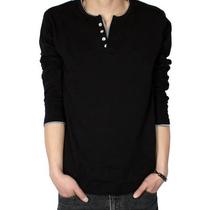 杰克琼斯 时尚秋装2013新款韩版修身男式长袖T恤休闲男装打底衫潮 价格:79.00