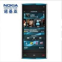 二手Nokia/诺基亚 X6(8G)X6-00纯原装电容触控音乐智能3G手机WIFI 价格:280.00