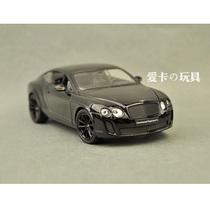 爱卡玩具 汽车模型 威利/FX Welly 1:24 宾利GT 欧陆 合金车模 价格:95.00