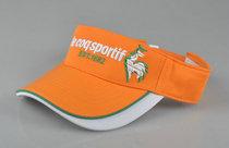 法国公鸡LE coq sporif高尔夫球帽 太阳帽 帽子 夏天 运动 空顶帽 价格:89.00