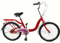 蓝岛22寸女士城市轻便舒适自行车 淑女车公主车 普通自行车批发价 价格:370.00