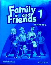OXFORD: Family and Friends 1 Workbook 价格:25.00