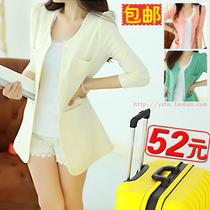 2013秋装新款气质韩版修身小西服女中长款外套百搭休闲小西装长袖 价格:52.00