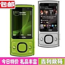 原装正品!Nokia/诺基亚 6700S 智能3G滑盖音乐手机 包邮送礼品 价格:48.00