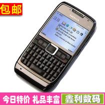 疯抢!全新正品Nokia/诺基亚 E71 全键盘智能商务手机 可wifi包邮 价格:145.00