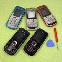 诺基亚2600C外壳前后壳 2600C按键 手机外壳+优质按键 送拆机工具 价格:17.00