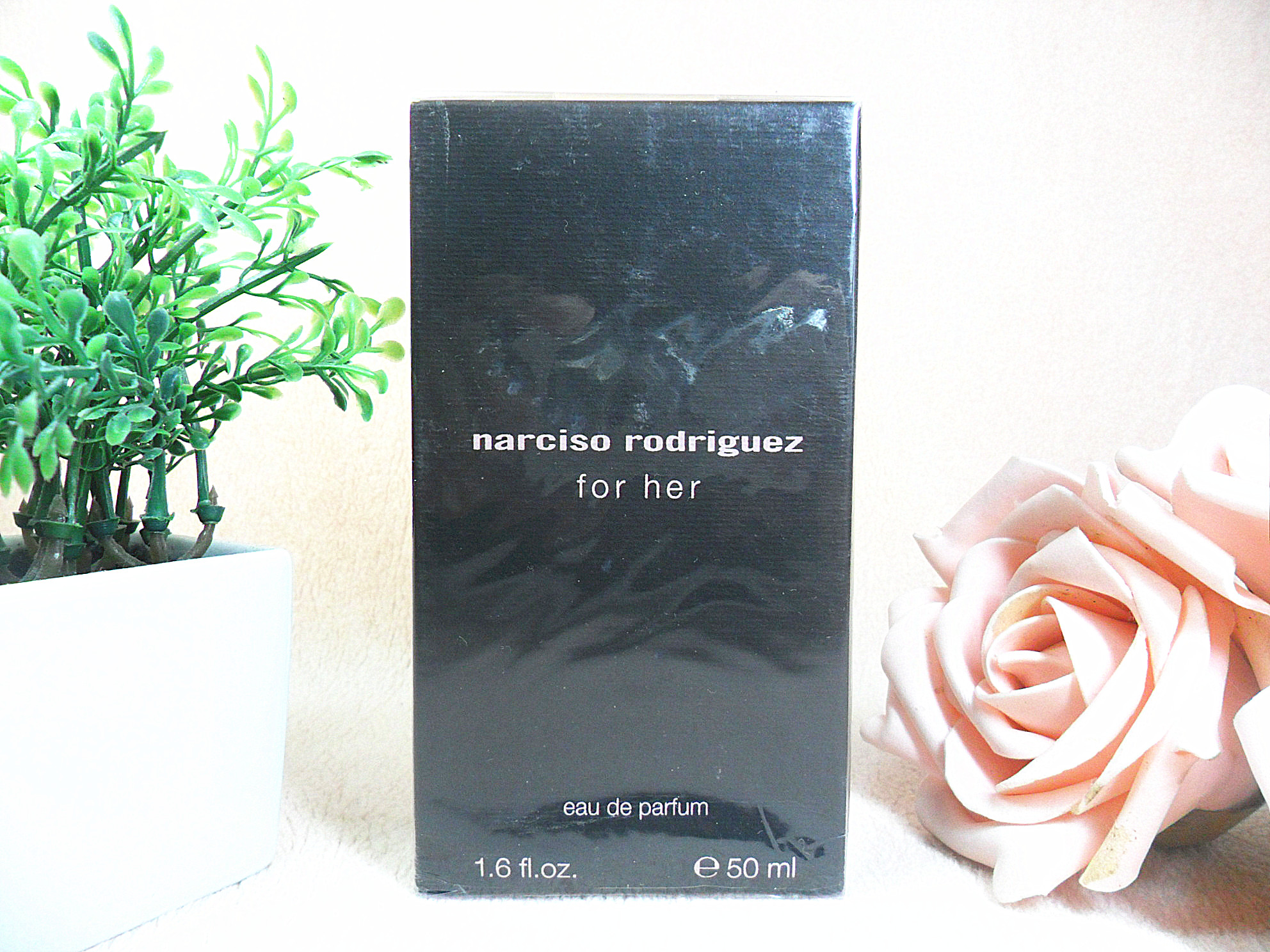 Narciso for her EDP 纳茜素女士香水50ml 精装有塑封 现货销售 价格:480.00