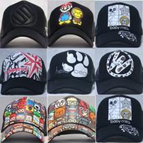 罗志祥网帽 棒球帽潮帽 韩版货车帽卡车帽 遮阳帽 鸭舌帽 卡通帽 价格:9.00