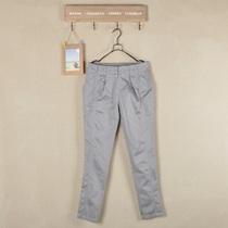 陌上2013新款专柜正品 女春装 简洁锥形裤 M17K0031 价格:98.70