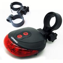 新款自行车尾灯 安全生命线 山地车激光尾灯 激光尾灯 骑行装备 价格:58.00