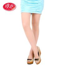 聚团 浪莎丝袜 女士超薄特大宽体双加裆防下滑连裤袜 6双秋款 价格:79.00
