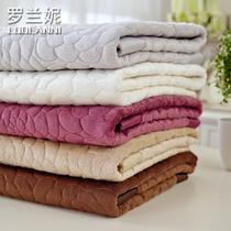 罗兰妮高品质超柔短毛绒皮沙发垫防滑布艺沙发垫坐垫沙发巾沙发套 价格:22.00