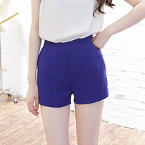 2013韩国新款 时尚女装显瘦打底热裤 百搭雪纺短裤 秋 女 韩版 价格:35.00