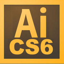 Adobe Illustrator CS6 CS5 AI MAC/PC 中文完整版 教程字体80G 价格:5.00