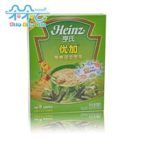 【朵朵云】Heinz/亨氏优加营养菠菜面条 252g 富含维生素 价格:10.32