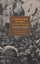 A Savage War of Peace: Algeria 1954-1962 (New Yor 价格:10.00