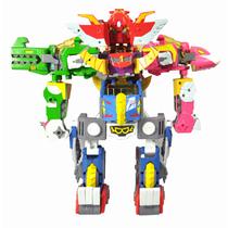 正版灵动创想正版猪猪侠7213之幸福救援队变形合体玩具 价格:129.99