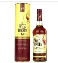 洋酒 威特基威凤凰12年威士忌 WILD TURKEY 12 Years 700ml正品 价格:119.00