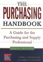 The Purchasing Handbook: A Guide for the Purchasing and Supp 价格:6.80