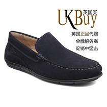 2013新款ECCO正品爱步男鞋英国代购经典商务休闲鞋牛皮鞋571004 价格:835.00