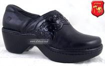 特价:40.5码;美国 ARIAT 高端大码女鞋 TAMBOUR Black Patent 价格:98.00