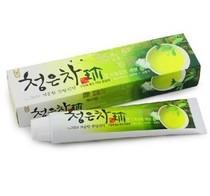 新款 韩国爱敬2080牙膏 清龈茶 150G清火消炎 牙周病牙龈 价格:9.30