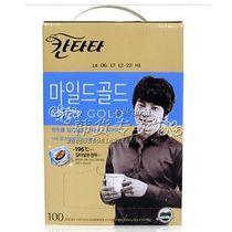 韩国乐天 Cantata肯塔塔白金咖啡三合一 朱元 河智苑代言冰咖啡 价格:92.00