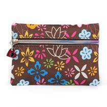 尼龙包帆布包女包 2013新款 原宿娃娃淑女零钱袋布艺护垫收纳卡袋 价格:5.00