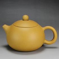宜兴紫砂茶壶茶具 正品半手工 段泥250毫升 有收藏证书 倒把西施 价格:198.00