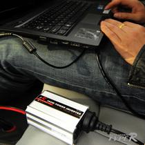 TYPER 车载电源转换器 逆变器 车载充电器 带USB 12V-220V TR-A18 价格:99.00
