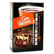 台湾完美的一杯 鲜一杯老旧金山无糖拿铁20g*12包 速溶咖啡 价格:38.00
