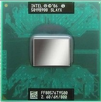 Intel Core2 Duo T9500(2.6G) 价格:350.00