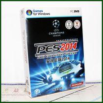 秒杀 PC游戏 盒装 实况足球2014 PES2014 含亚冠 送中文球员名单 价格:28.00